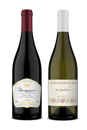 BOURGOGNE RED & WHITE DUET