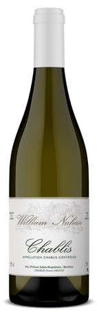 Domaine William Nahan Chablis  2017