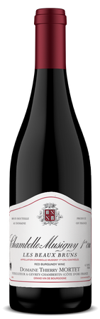 Domaine Thierry Mortet Chambolle-Musigny 1er Cru 'Les Beaux Bruns' 2013
