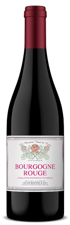 Domaine Gilles Bouton  Bourgogne Rouge 2019