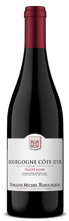 DOMAINE MICHEL REBOURGEON BOURGOGNE COTE d'OR ROUGE 2018 CASE
