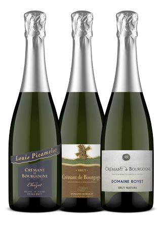 CREMANT MIXED CASE