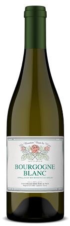 Domaine Gilles Bouton Bourgogne Blanc 2018