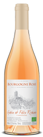 Gabin and Felix Richoux Irancy Rosé 2018